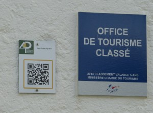 Flash code de l'association A4P