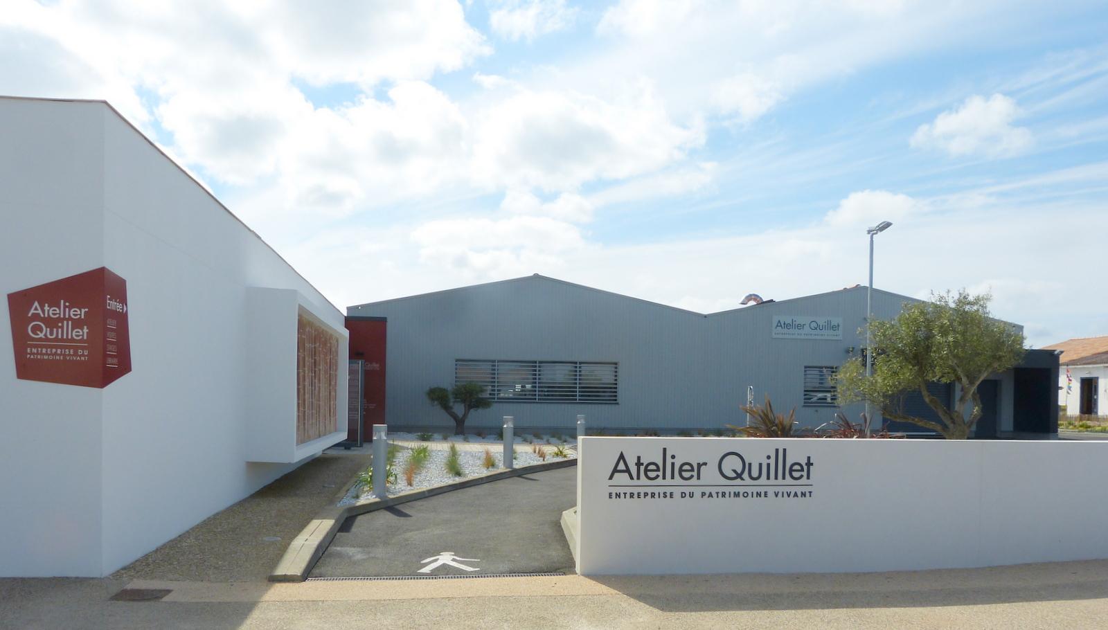 Atelier Quillet - Loix - 30 mai 2015