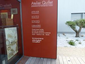 Loix - Extension Atelier Quillet - 30 mai 2015