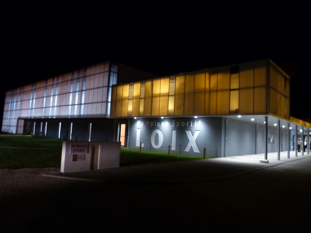 Complexe sportif de Loix