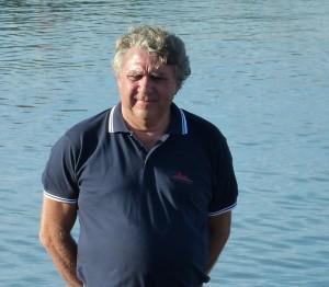 Pascal Frigière, président de l'association Chassalohtrav
