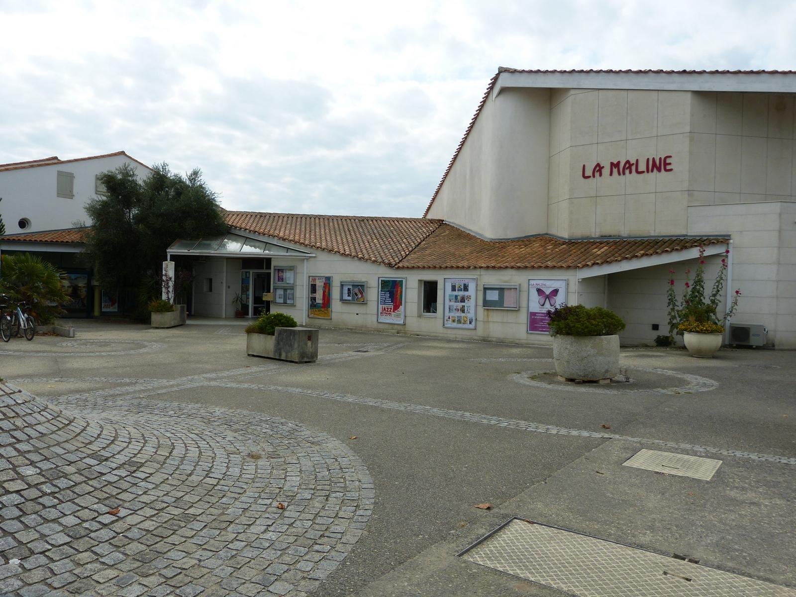La Maline - août 2015