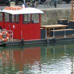 Donguila II, nouveau bateau du Fier d'Ars