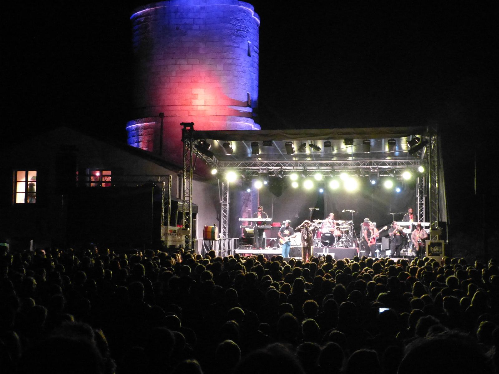 Jimmy Cliff - Jazz au Phare 16 août 2015