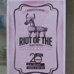 Riot of the black Puppets en concert