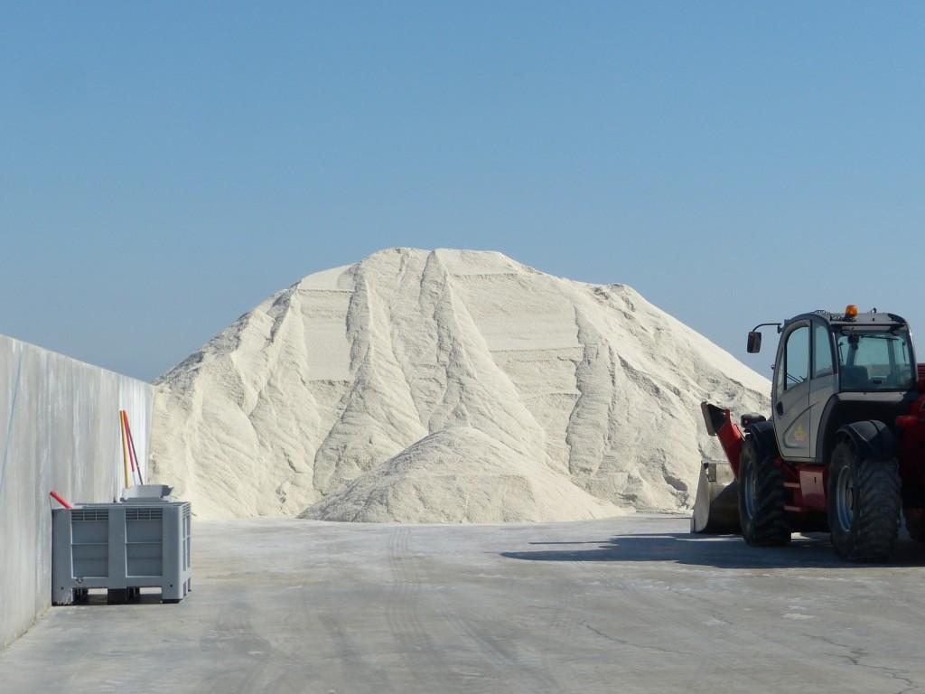 Silo de sel - Coopérative Ars-en-Ré - septembre 2015