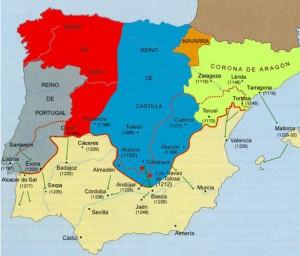 Provinces d'Espagne