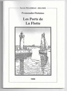 Couverture livre Les Ports de La Flotte