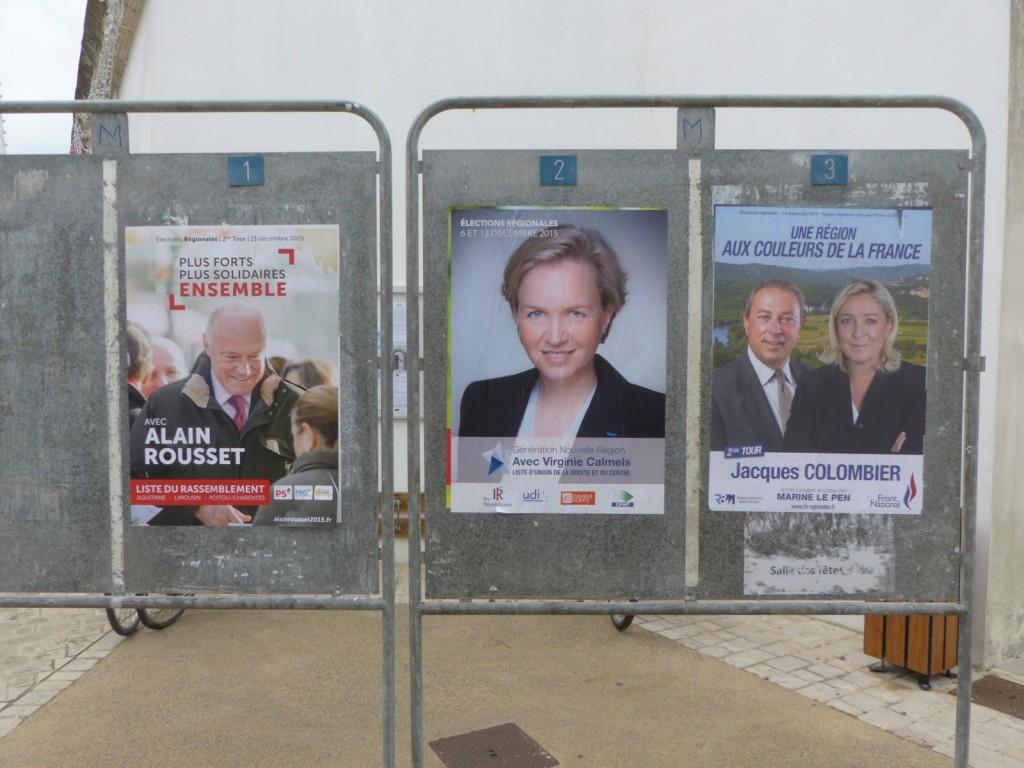 Elections régionales - 13 décembre 2015
