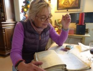Agnès Boulloche. Cahier Météo