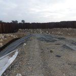 Digue du Boutillon : musoir, pas d'accès, et eaux