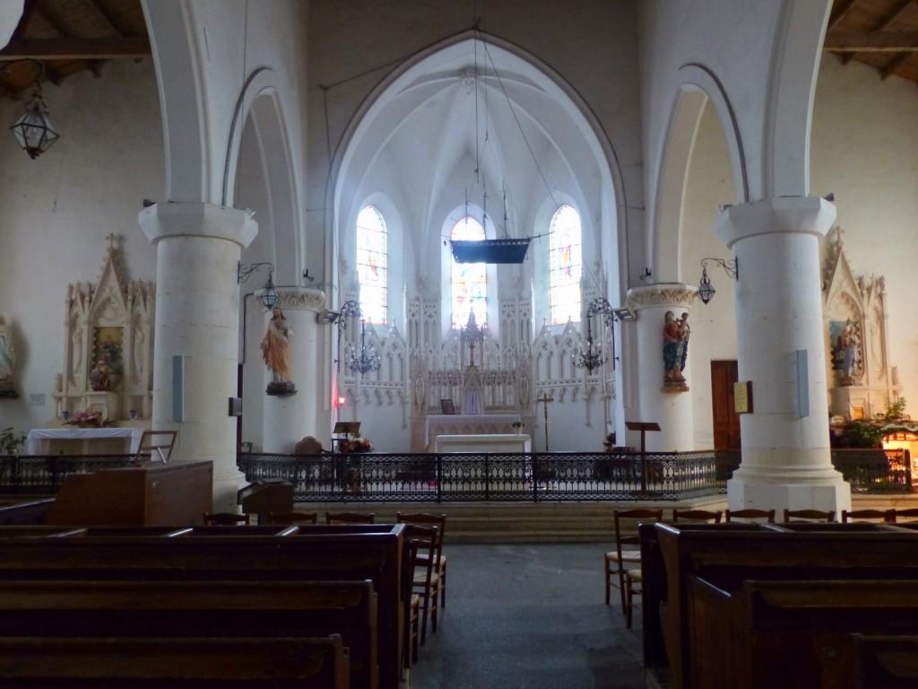 Sainte-Marie de Ré - Eglise Notre Dame de l'Assomption - Janvier 2016