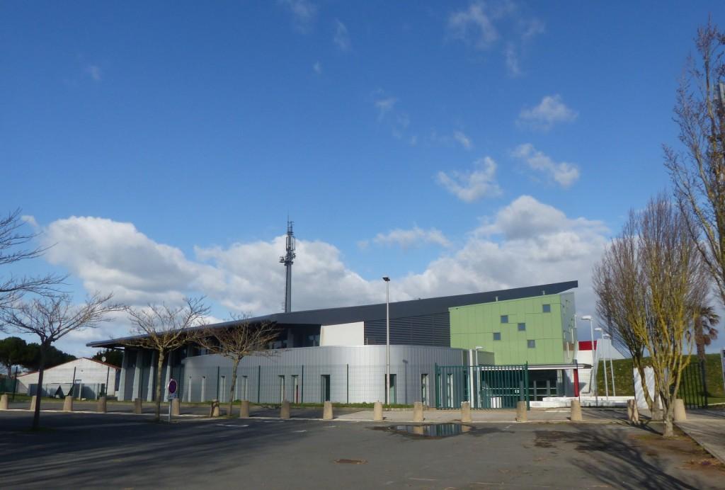 Saint-Martin - Complexe sportif Marcel Gaillard - février 2016