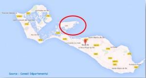 Localisation Loix - Source conseil départemental - février 2016