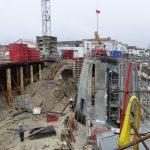 Port de La Flotte, 7 mois de travaux