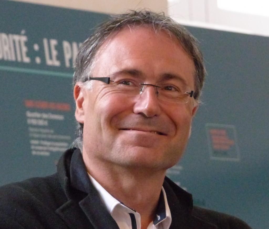 Mickaël Augeron - Fête des Bibliothèques - Ile de Ré - Septembre 2014