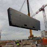 Port de La Flotte, 8 mois de travaux