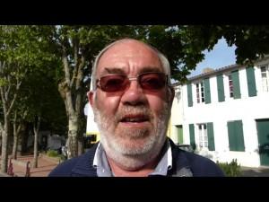 Daniel Durand - Président du comité de jumelage Ile de Ré-Phlippsburg - 17 mai 2016
