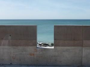 Digue de Saint-Clément des Baleines - 19 avril 2016