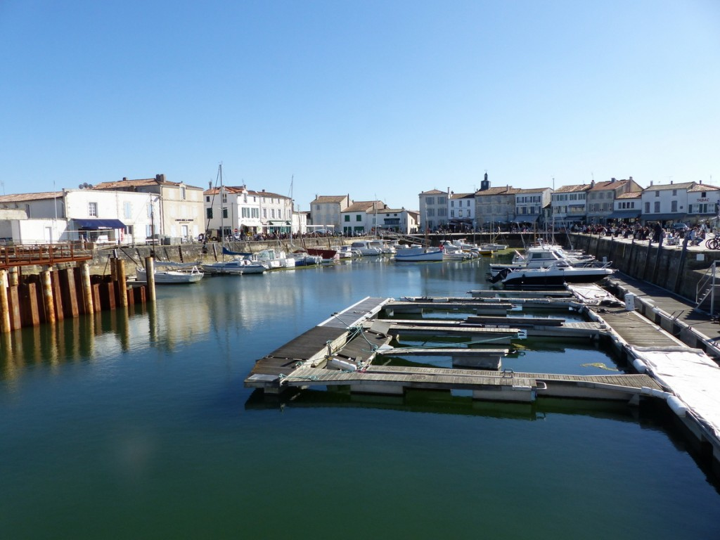 Port de La Flotte - 5 avril 2016