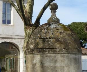 Puits de Vauban - Saint-Martin-de-Ré - 15 avril 2016