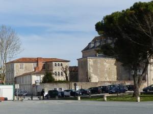 Saint-Martin de Ré - Hôpital - 19 avril 2016