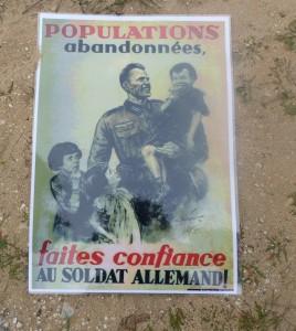 Affiche guerre 39-45