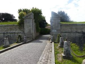 Porte Toiras - Saint-Martin de Ré - 26 avril 2016
