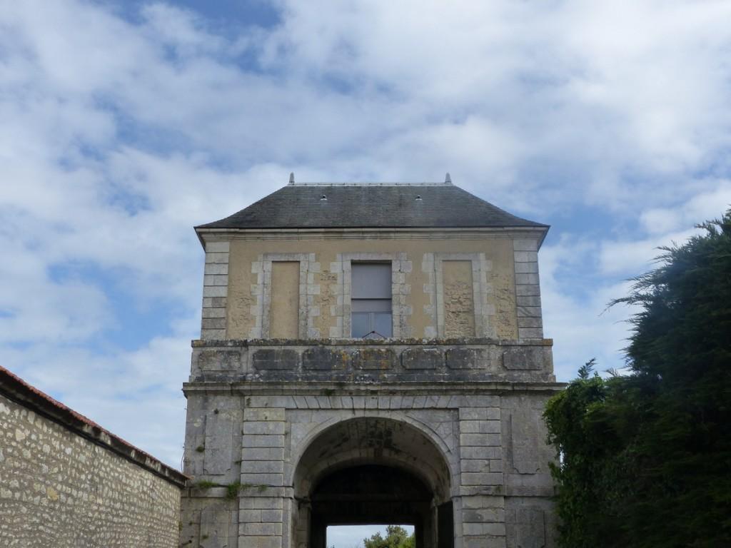Porte Toiras - Sint-Martin de Ré - 21 avril 2016