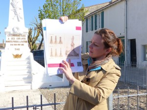 Catalogue de monuments aux morts - 28 avril 2016