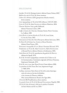 Bibliographie - Livre David canard - Histoire de l'île de Ré