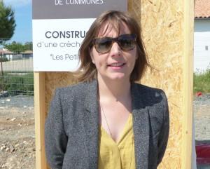 Karine Petit - Architecte de la crèche parentale de Sainte-Marie de Ré - 25 mais 2016