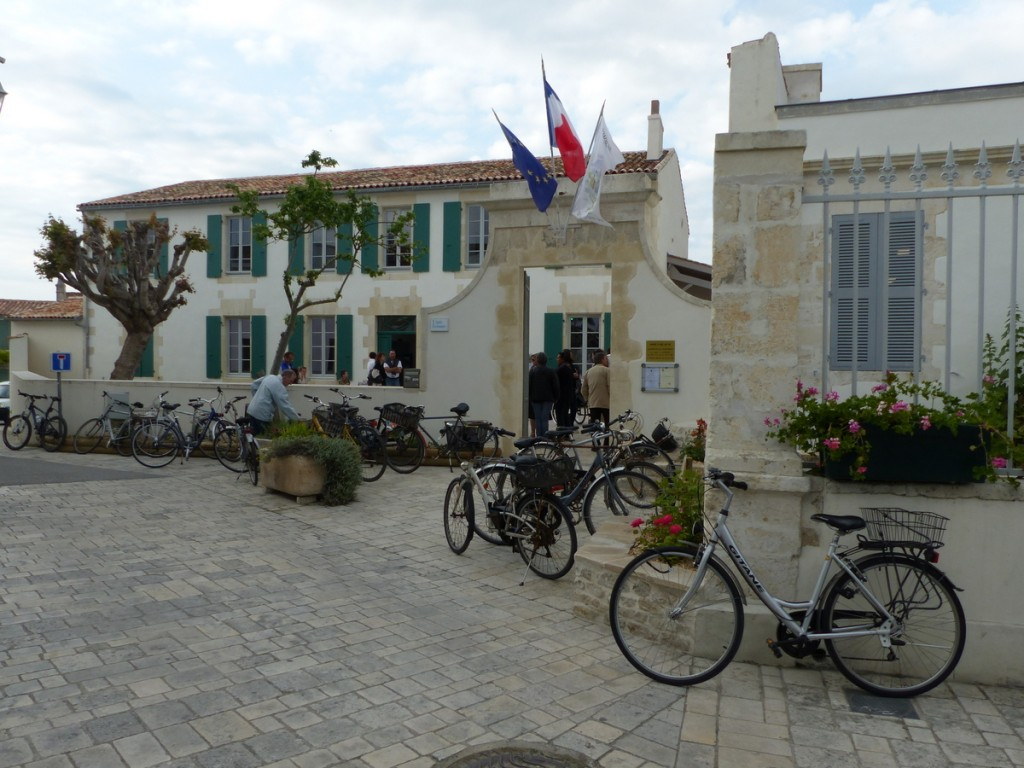 Ars-en-Ré - Inauguration mairie - 27 mai 2016