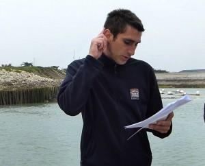 Yvan Simonneau - Responsable des Ecogardes de la CDC