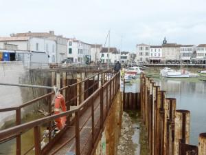 Port de la Flotte - Passerelle - 9 mai 2016