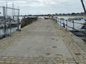 Port de La Flotte - Môle découvert - 13 juin 2016