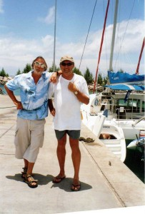 Bruno Mailhé et Pascal Frigière