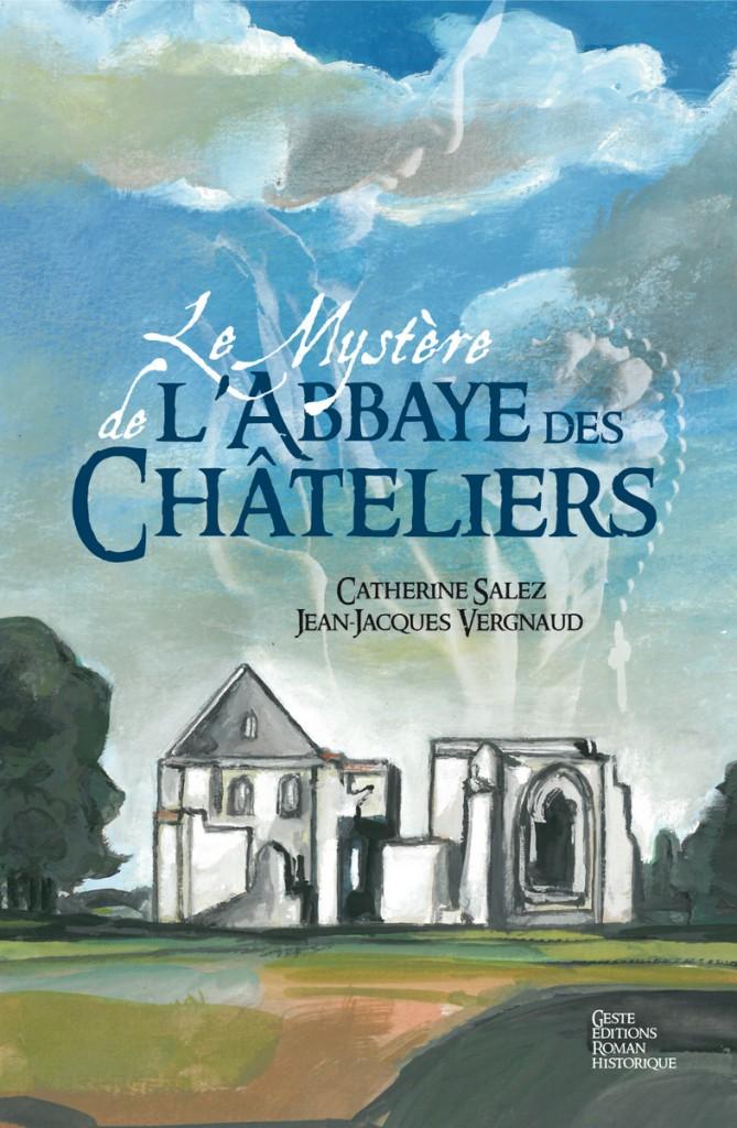Couverture du livre Mystère de l'abbaye des chateliers couv HD 2