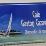 Ars-en-Ré, future cale Gaston Cazavant