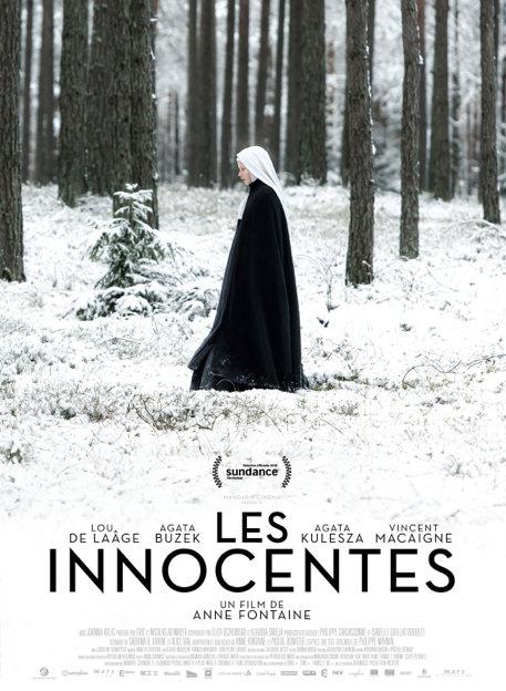 Affiche film Les Innocentes - Février 2016