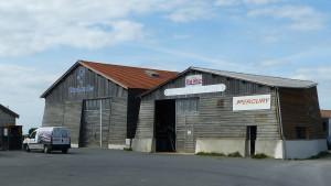 Hangar Blondeau - Port d'Ars-en-Ré - 12 août 2016
