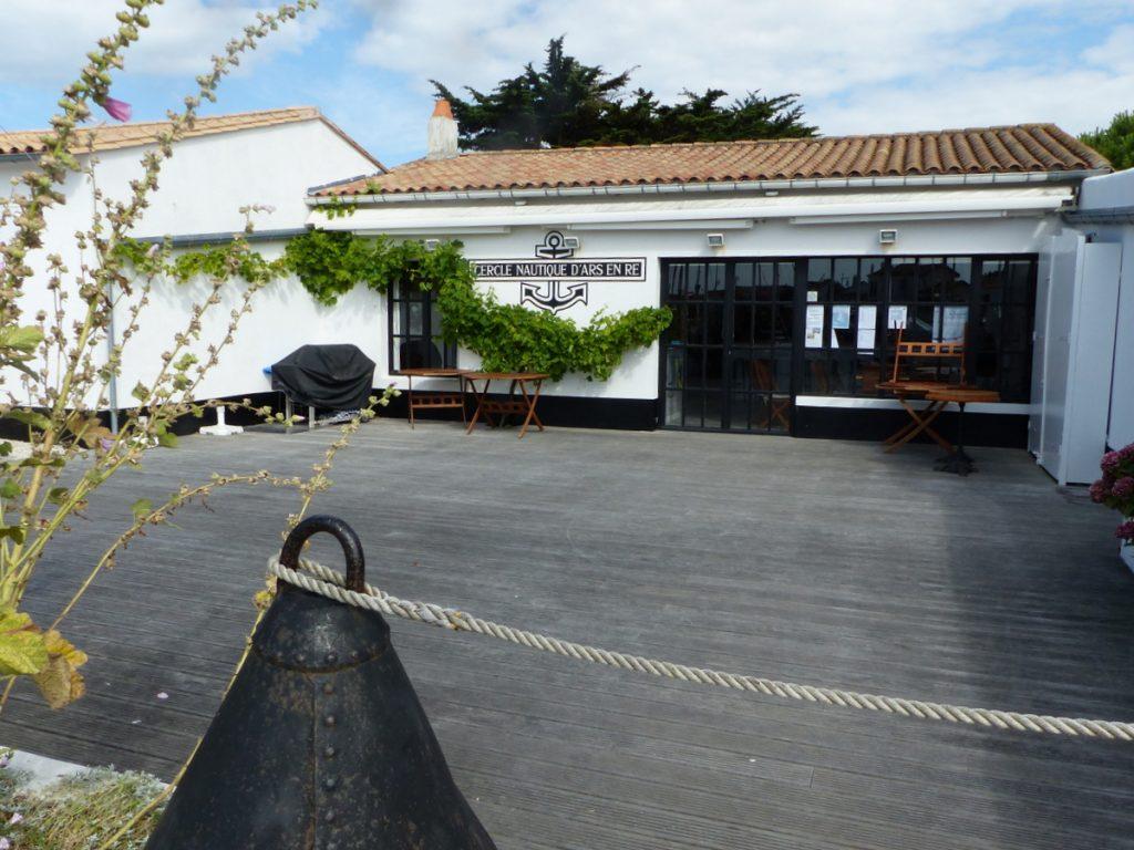 Ars-en-ré - Club house du Cnar - 10 août 2016