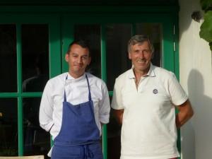 Thomas Decock et Daniel Massé - 30 août 2016