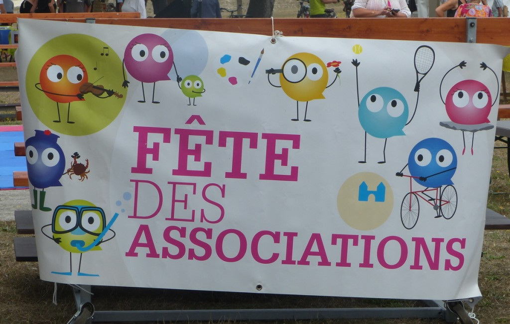 Ile de Ré - Fête des associations - 11 septembre 2016