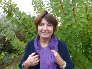 Geneviève Courbois - Présidente des Enfants du Désert - septembre 2016