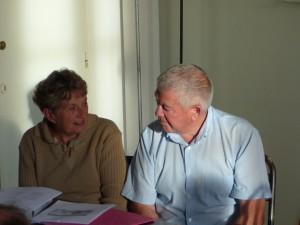 Françoise et Michel Fruchard - 3 octobre 2016