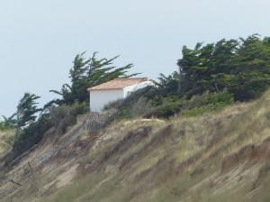 Maison du douanier - Conche des Baleines - Ile de Ré -7 octobre 2016