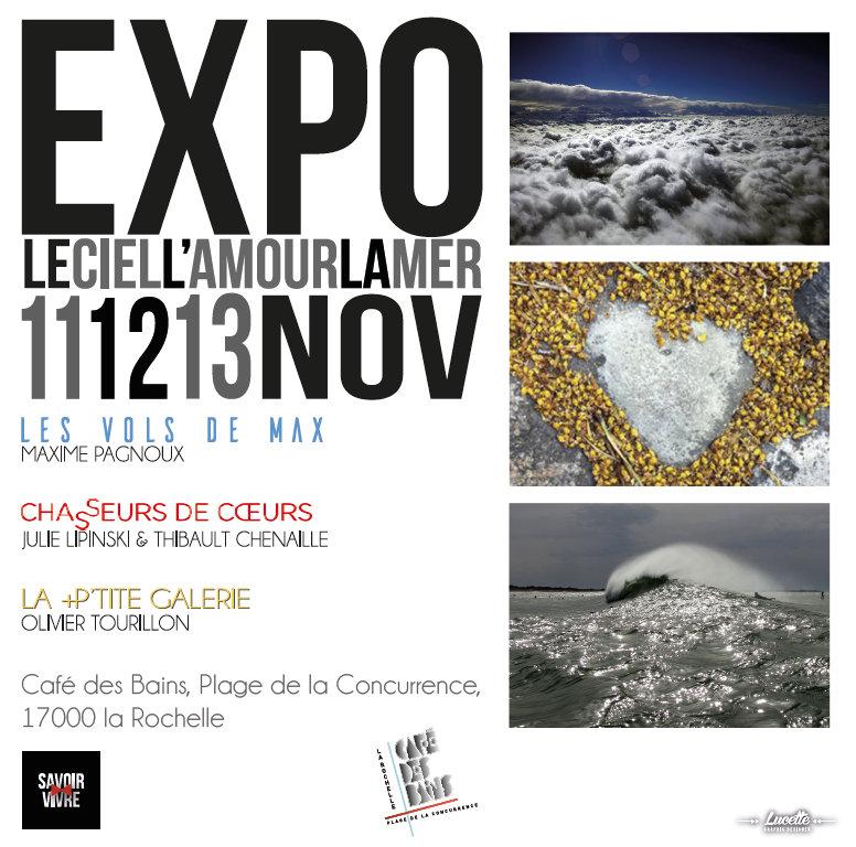 Expo Chasseurs de Coeurs - Novembre 2016