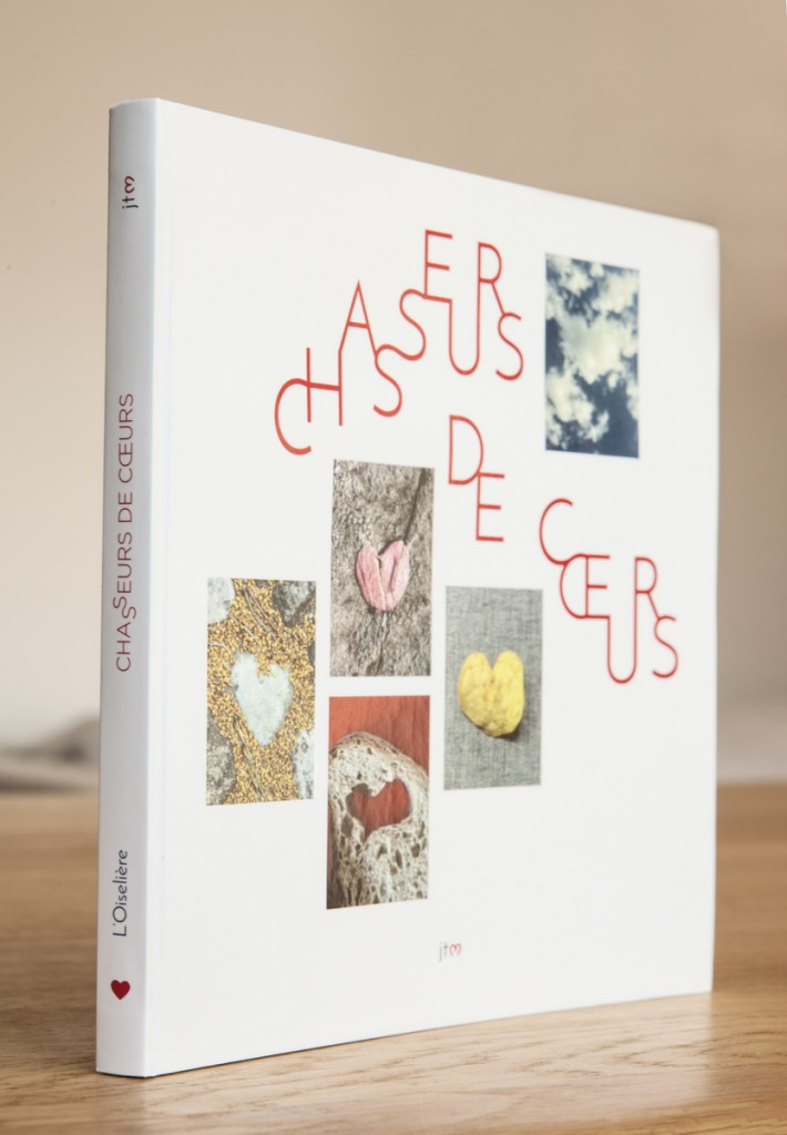 Livre Chasseurs de coeurs - Novembre 2016