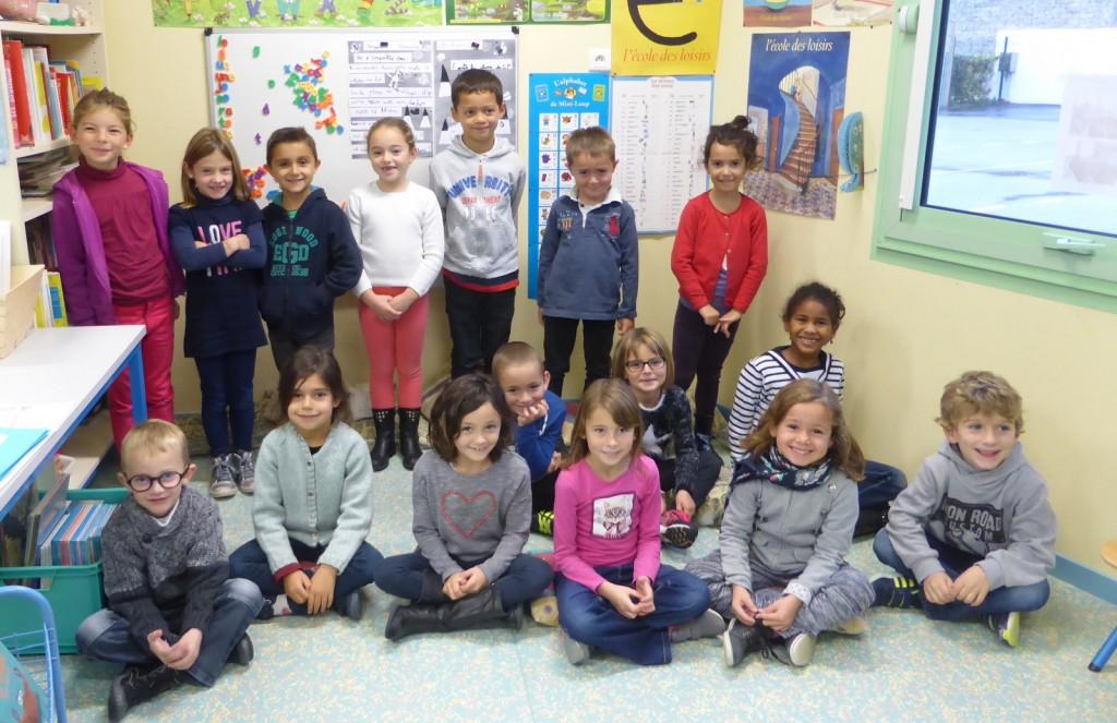 Ars-en-Ré - Classes des cours primaires - 23 novembre 2016